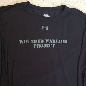 Under Armour Wounded Warrior Long Sleeve Tee